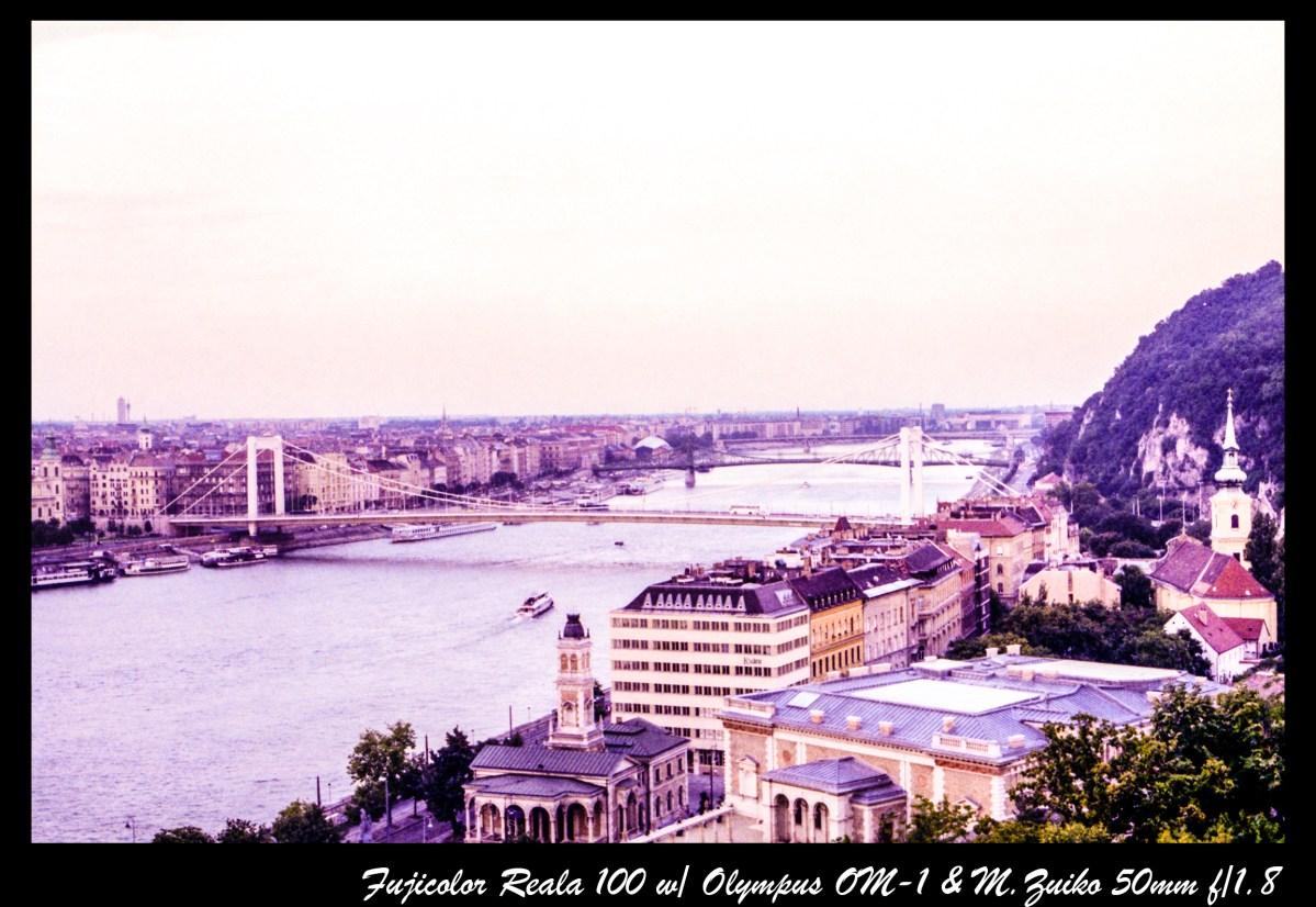 東歐四國 (十八) – 布達佩斯半天遊