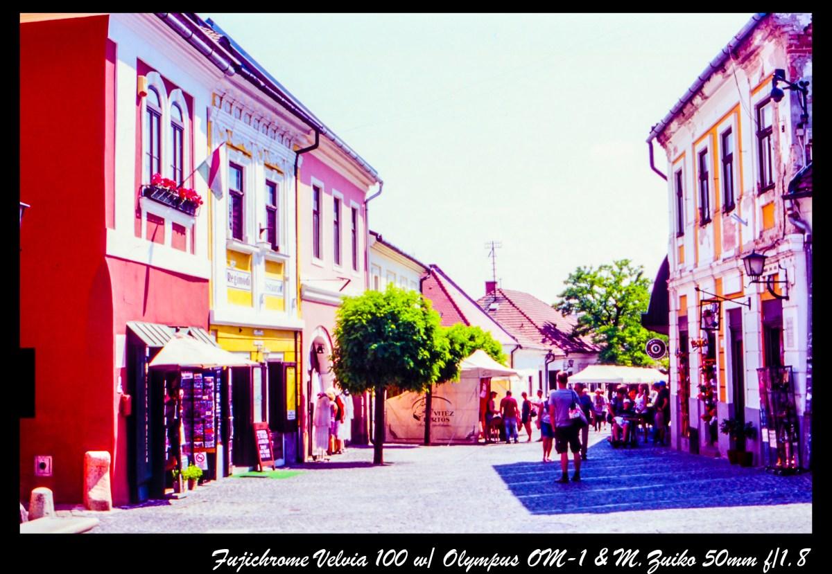 東歐四國 (十九) – 酷熱的聖安德烈與清涼的瑪格麗特