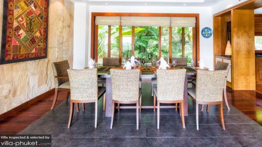 Villa Baan Surin Sawan in Surin beach Phuket  4 bedrooms