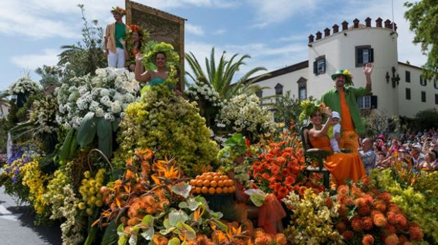 Festa da Flor 2021 - Madeira | www.visitportugal.com