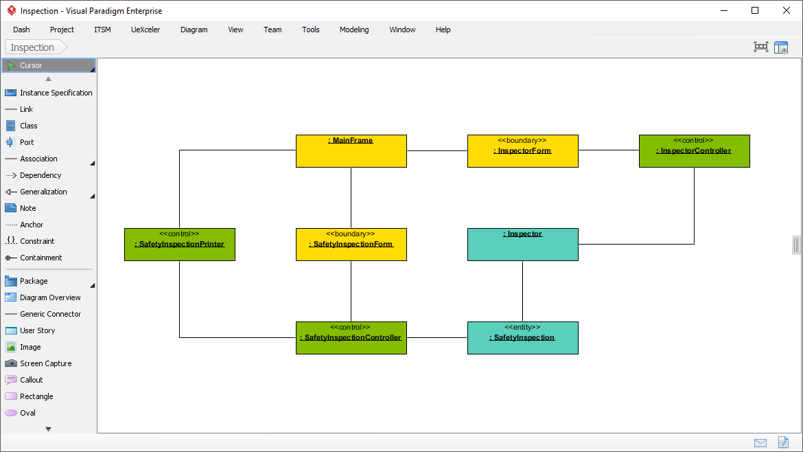 visual studio view class diagram ez wiring 21 circuit harness easy to use uml tool object