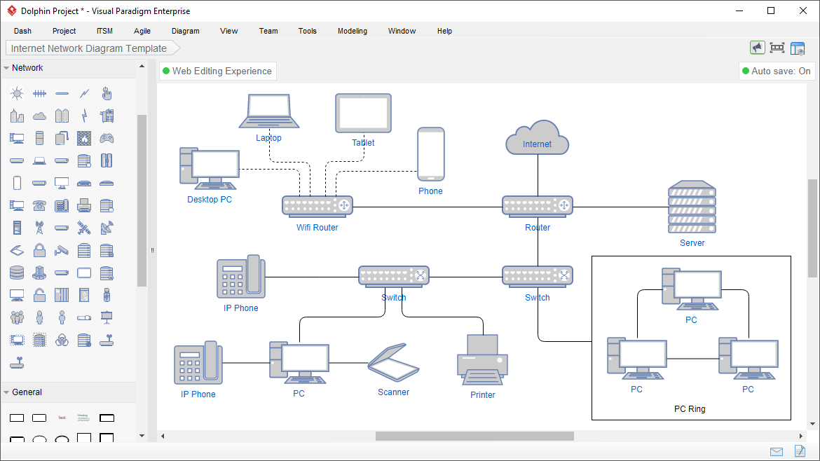 software to create network diagram fender bass wiring diagrams