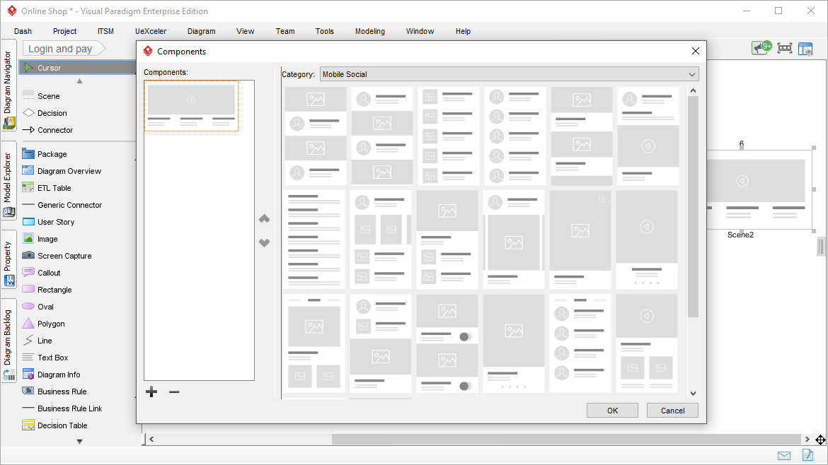 Wireflow Tool: Create Flowchart of Wireframes