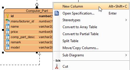 entity relationship diagram visual paradigm volvo xc90 radio wiring comparing database schemas visually