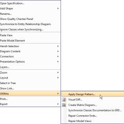 Class Diagram For Text Editor Wiring Gm Alternator Template Pattern Tutorial