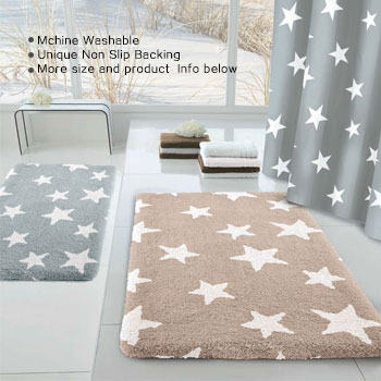 Extra Large Bathroom Rugs and Bath Rugs in Extra Large Sizes  Vita Futura