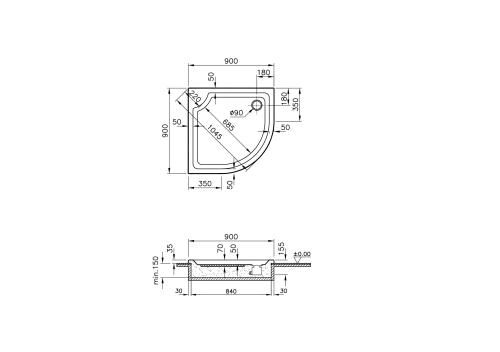 small resolution of technical spec installation manual technical drawing