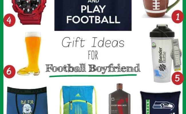 Top 11 Gift Ideas For Football Boyfriend Updated 2018