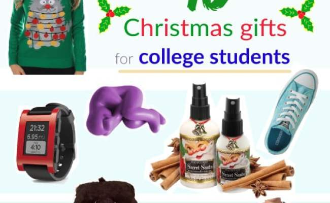 10 Christmas Gifts Loved By College Students Vivid S