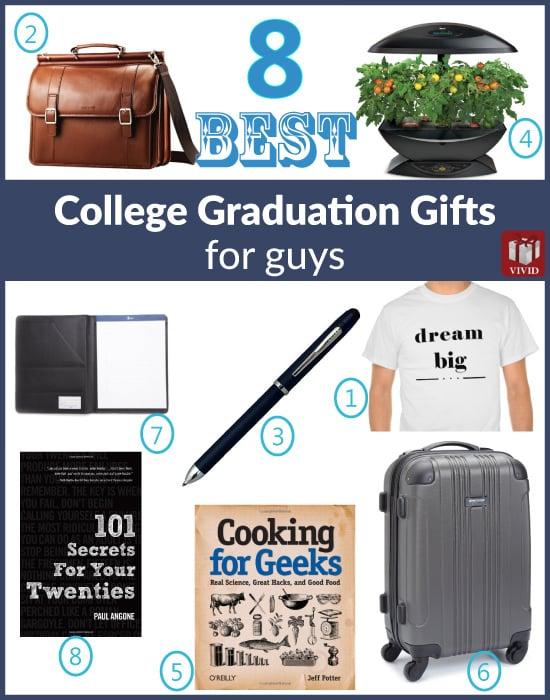 8 best college graduation