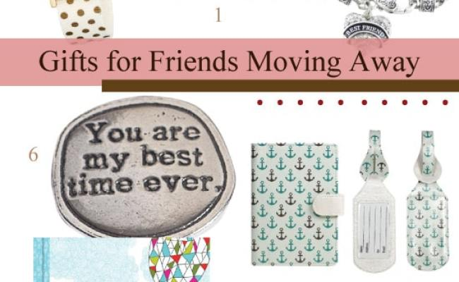15 Gifts For Friends Moving Away Vivid S Gift Ideas