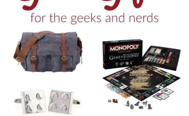 9 Cool Gifts For Geeky Guys Vivid S Gift Ideas