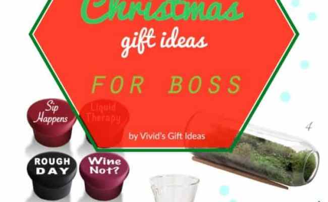 7 Appropriate Presents To Get For Boss Vivid S