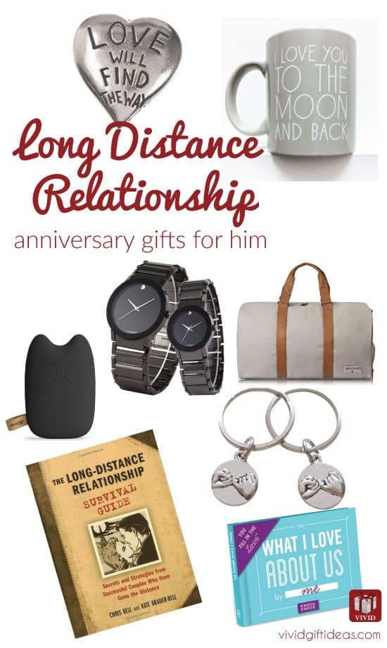 Top 10 Anniversary Gifts For Long Distance Boyfriend VIVIDS