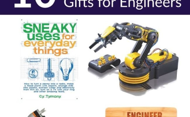 16 Unique Gifts For Engineers To Get In 2019