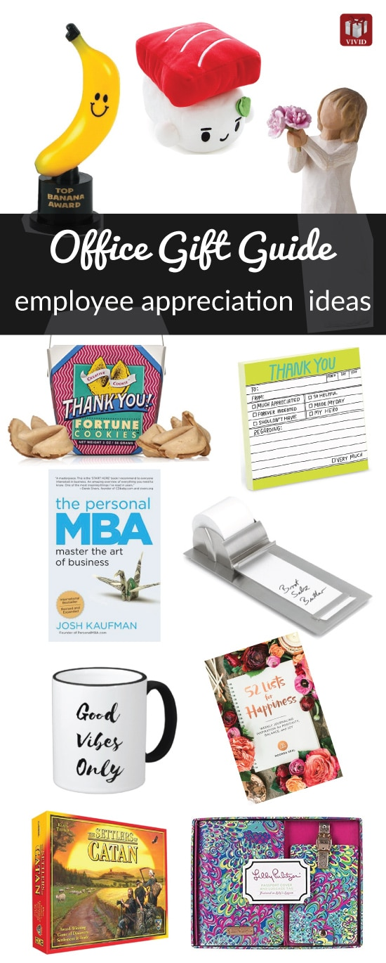 12 Creative And Affordable Employee Appreciation Gifts