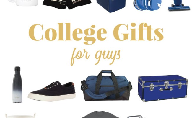 20 Gift Ideas For College Freshmen Gift Guide For Guys