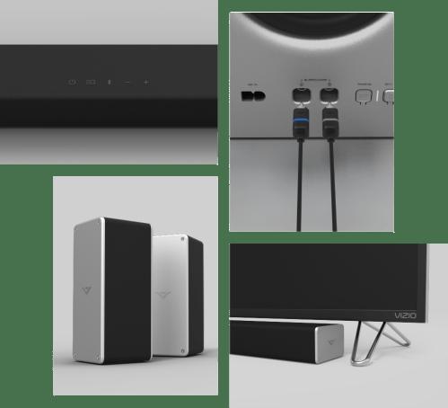 small resolution of vizio 2017 36 5 1 vizio smartcast sound bar system sb3651 e6 vizio rh vizio com diagram vizio sound bar room 7 1 surround sound wiring diagram
