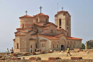 St. Clement's church at Plaoshnik.