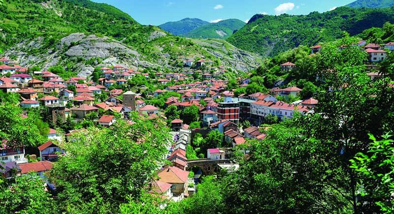 Kratovo Panorama.
