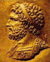 Philip II of Macedonia, father of Alexander the Great