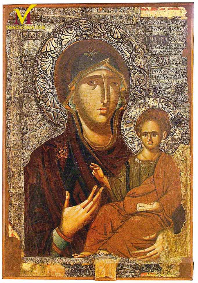 The Mother of God Hodegetria