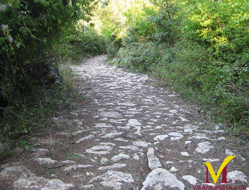 Via Egnatia, Radozda, Macedonia