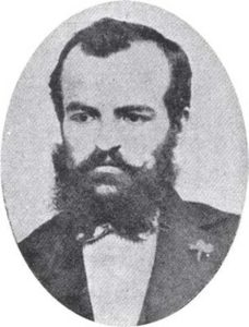 Metodi Patchev (May 7, 1875 - April 7, 1902)