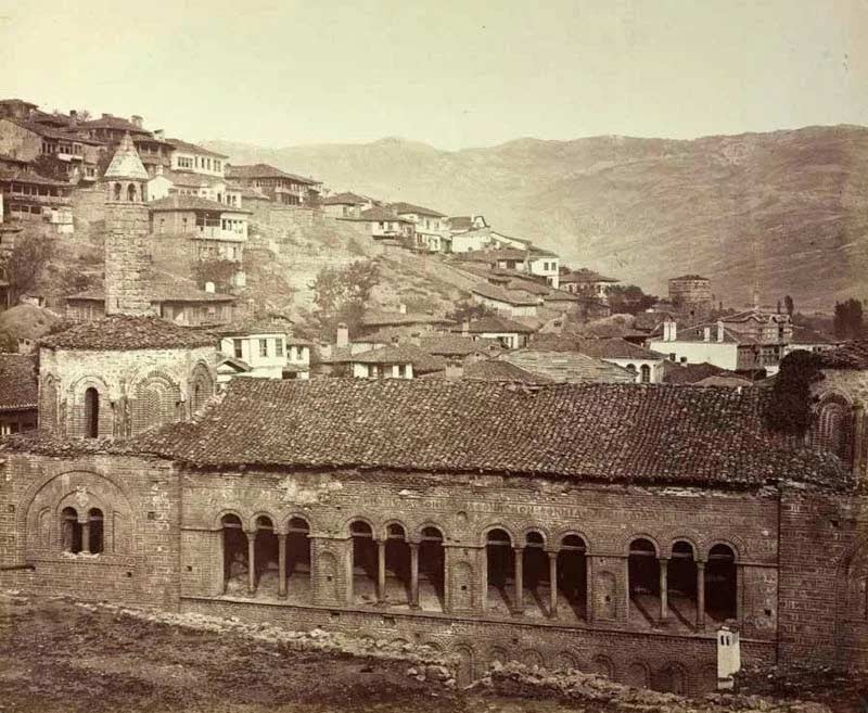Ohrid, Macedonia 1863.