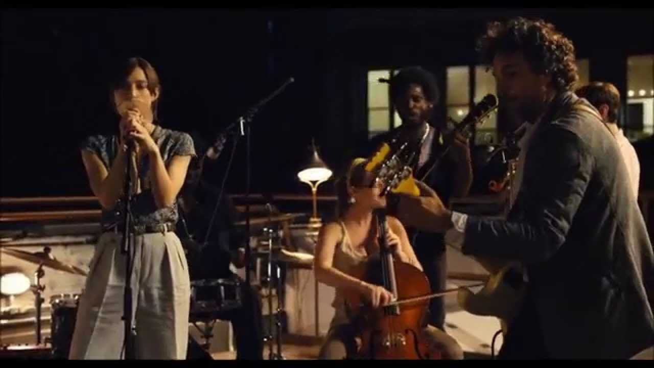 【聽音樂學英文】曼哈頓練習曲插曲-Tell Me If You Wanna Go Home (Tell Me If You Wanna Go Home (Rooftop Mix)-Keira Knightley (HD ...