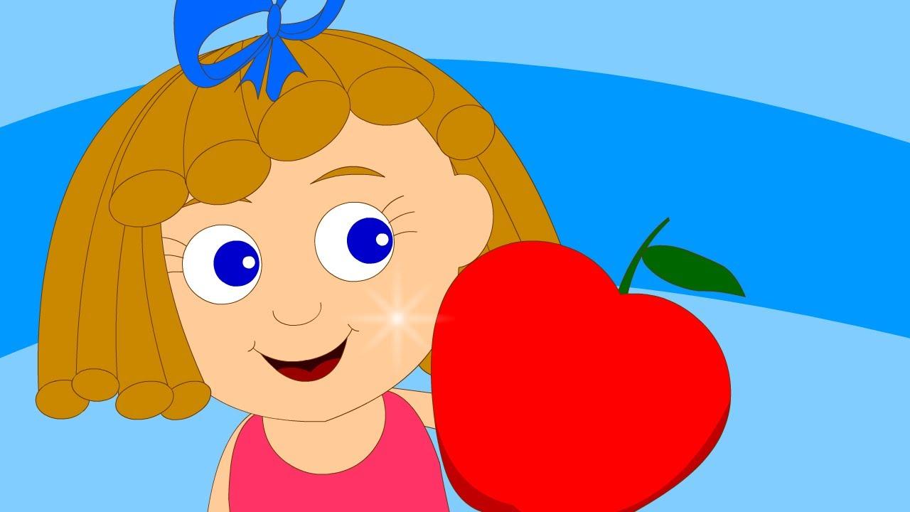 兒童英文歌 (An Apple a Day | Nursery Rhymes | Popular Nursery Rhymes by KidsCamp) - VoiceTube《看影片學英語》