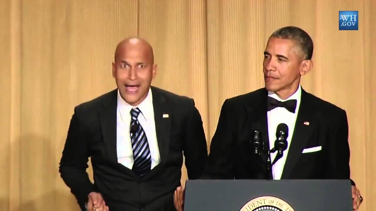 超搞笑!歐巴馬總統的憤怒翻譯員 (President Obama's Anger Translator at the 2015 White House Correspondents Dinner) - VoiceTube《看 ...