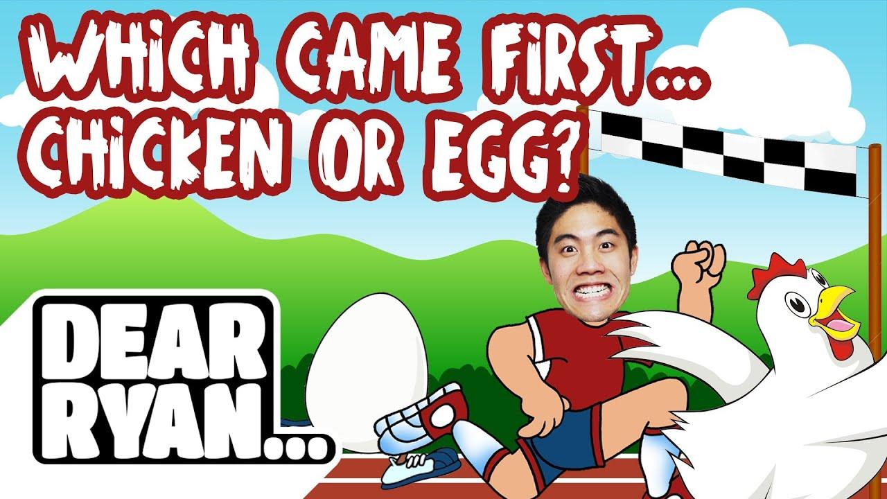 雞生蛋還是蛋生雞 (Chicken or the Egg? (Dear Ryan)) - VoiceTube《看影片學英語》