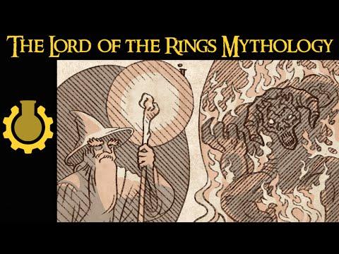 魔戒的神話解釋 (The Lord of the Rings Mythology Explained) - VoiceTube《看影片學英語》