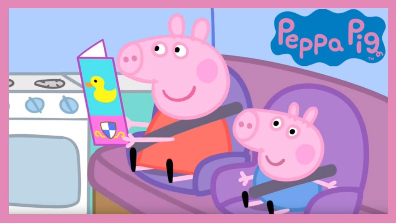粉紅豬小妹Peppa Pig - The Camping Holiday (Peppa Pig - The Camping Holiday) - VoiceTube《看影片學英語》