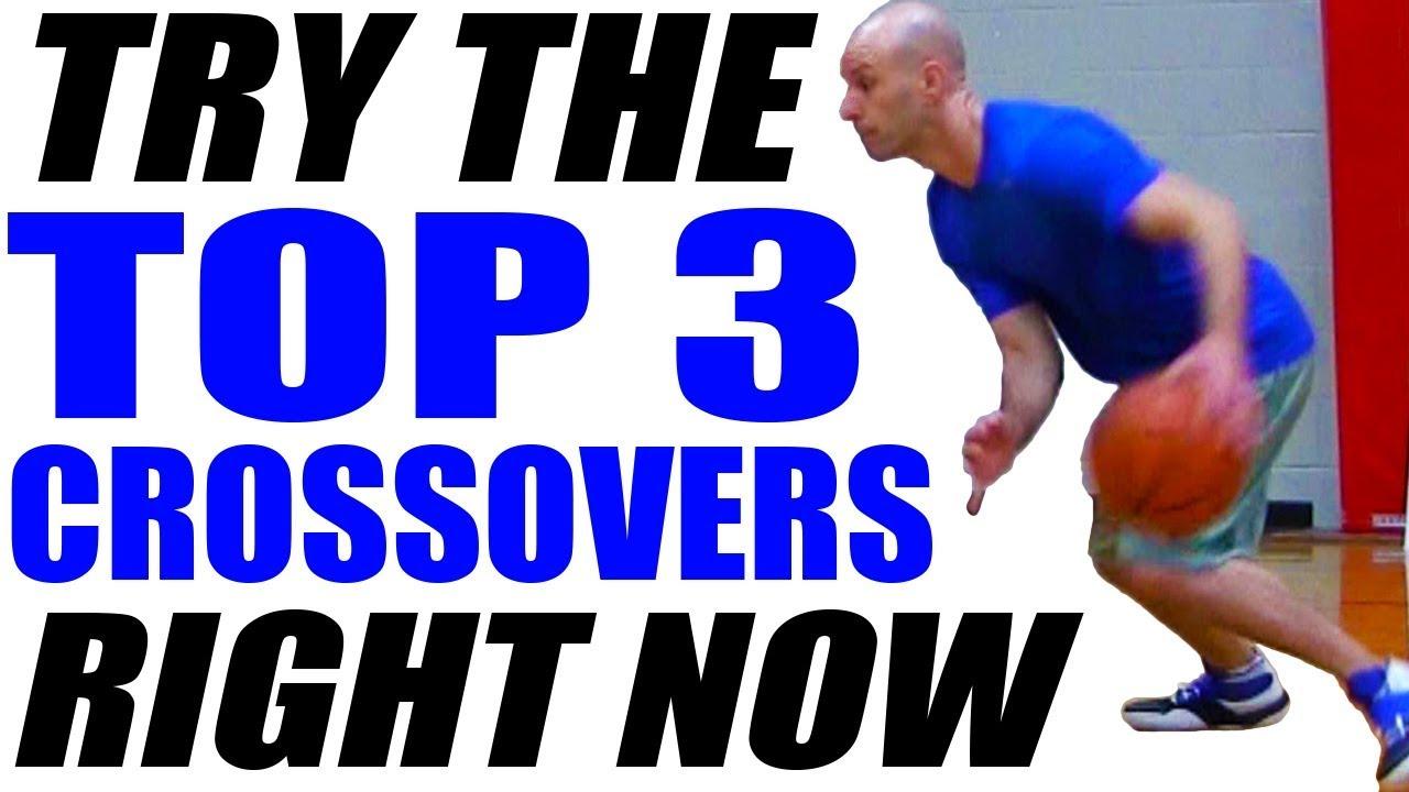 籃球胯下運球訓練 (TOP 3 Crossover Moves! SHIFTY Basketball Moves: Basketball Ankle Breakers   Snake) - VoiceTube《看影片學英語》
