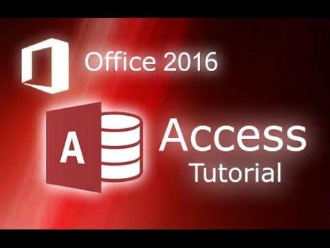 微軟初學者入門 (Microsoft Access 2016 - 初學者 (Microsoft Access 2016 - Tutorial for Beginners [+ General Overview]*)) - VoiceTube《看 ...