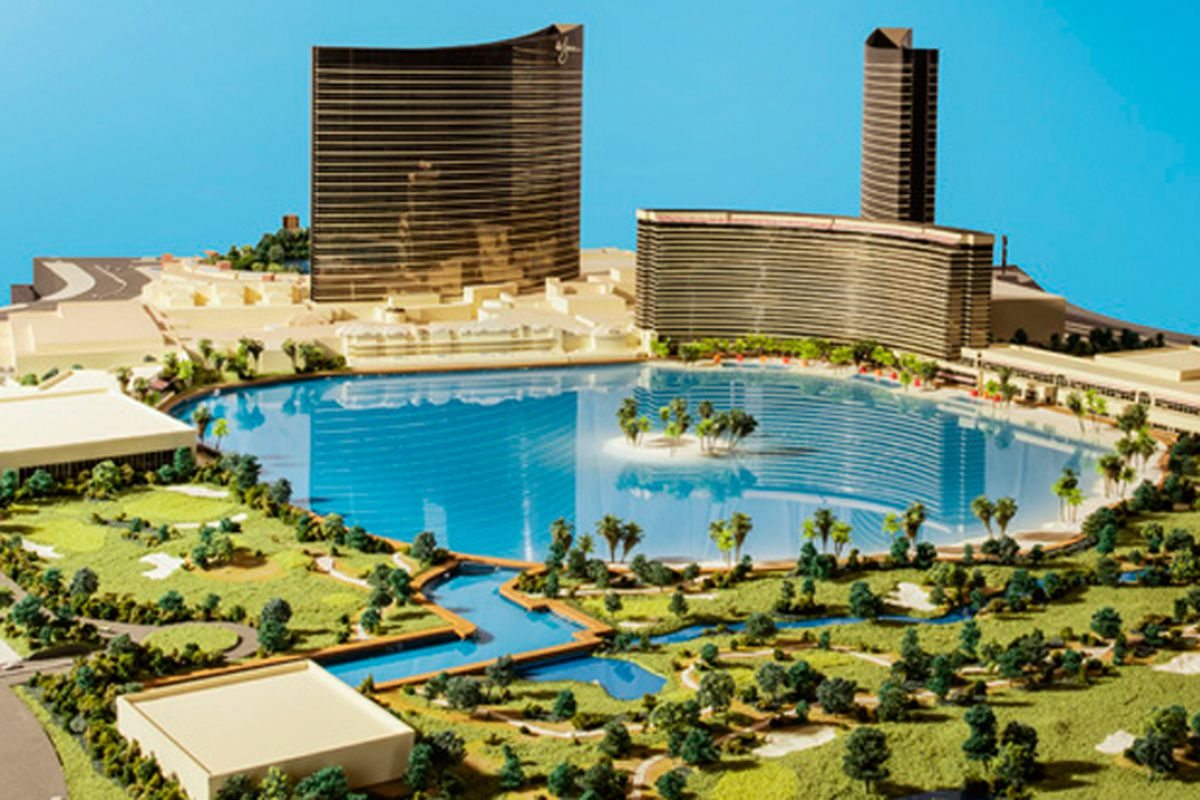 steve wynn to reinvent the strip with wynn paradise park