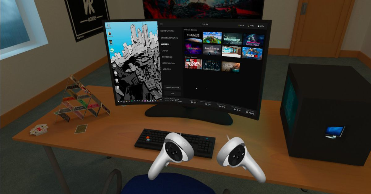 How to use your Oculus Quest 2 to play any PC VR game wirelessly