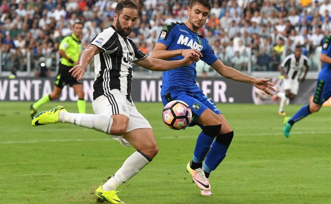 Juventus Vs Sassuolo Match Preview Time Tv Schedule