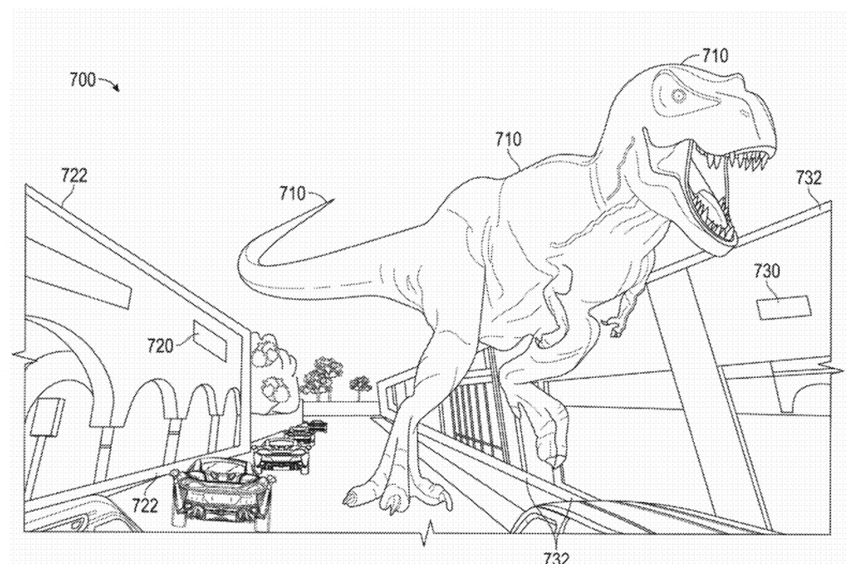 A Snapchat Patent Application Would Map The World In An