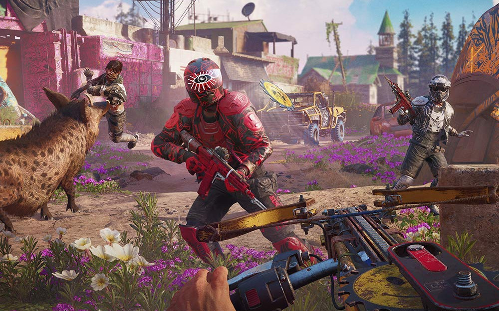 Far Cry New Dawn is a postapocalyptic sequel to Far Cry