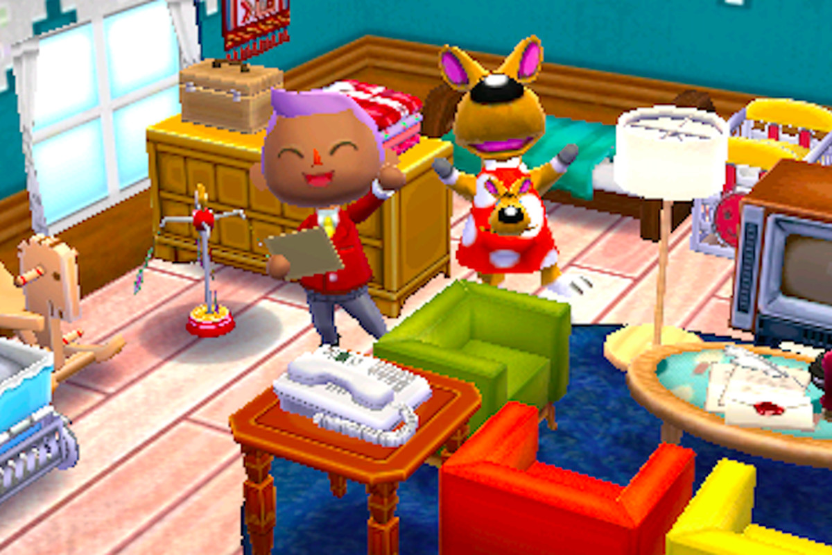 Animal Crossing Happy Home Designer is decorating for dummies  Polygon