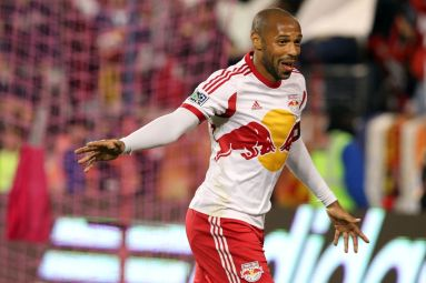 Image result for thierry henry new york red bulls