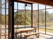 Dreamy off-grid escape rises in California wine country ...