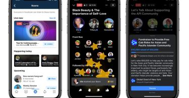 Facebook's Clubhouse competitor is coming this summer