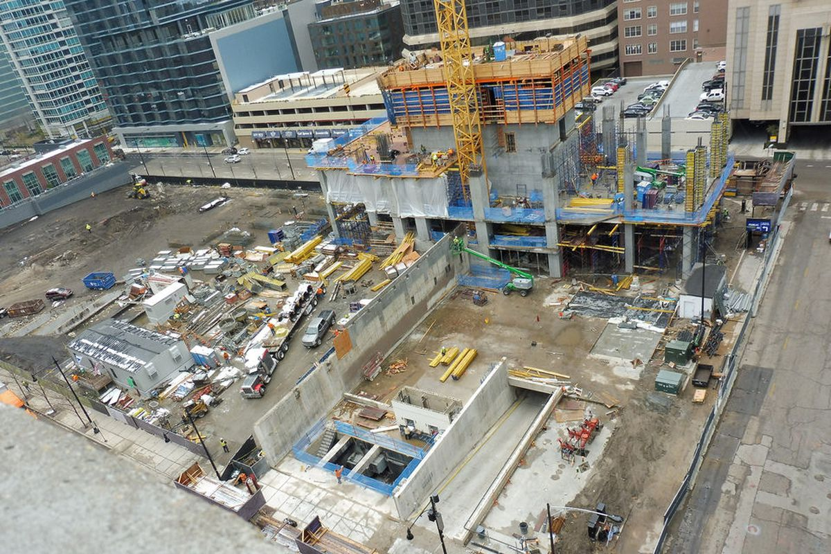 Checking In On Robert A.M. Stern's 67-story One Bennett
