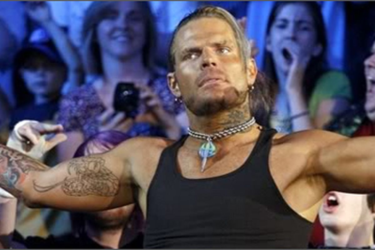 More details on Jeff Hardy's drug case: Police carried out raid after fan sent him drugs through FedEx - Cageside Seats