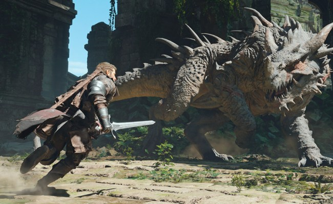 Project Awakening Is A New Action Rpg From Cygames Polygon