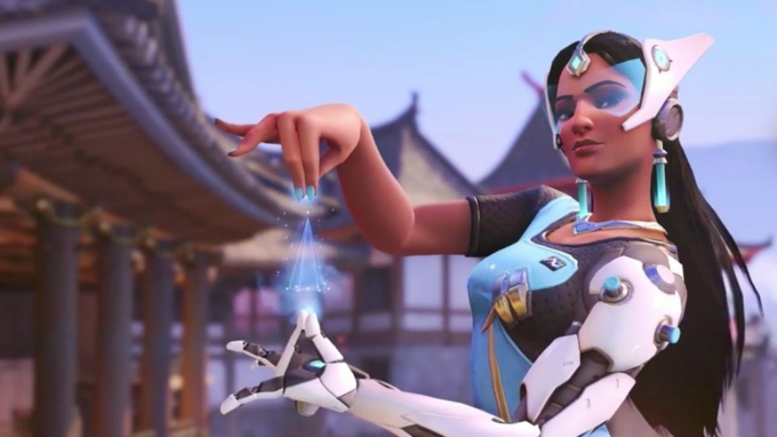 God Hd Wallpaper 1920x1080 3d Blizzard S Giving Overwatch S Symmetra A Second Ultimate